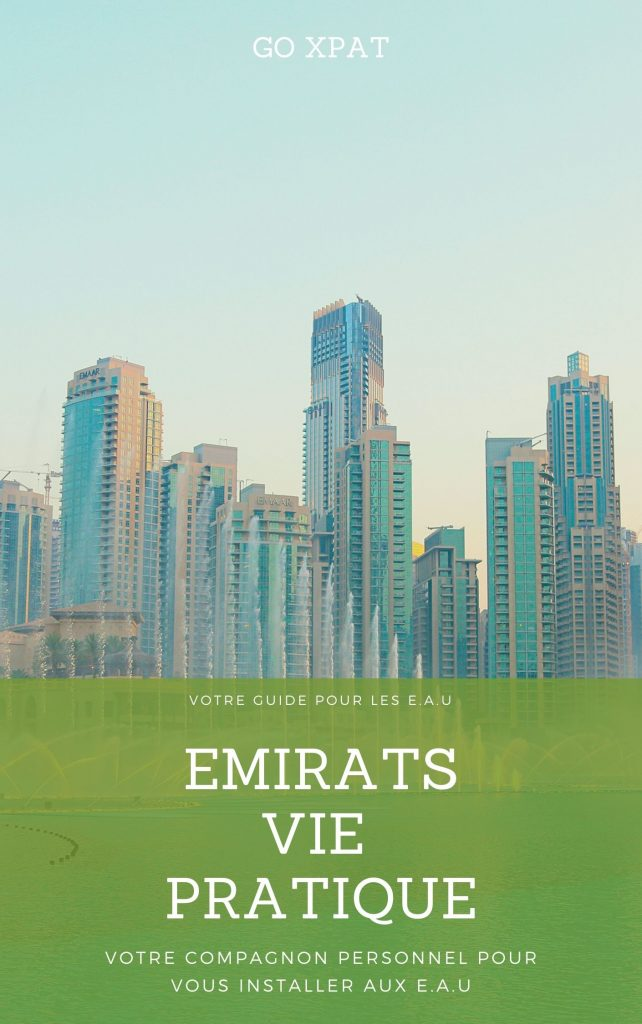 Livre emirats vie pratique